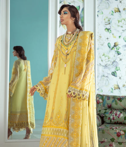 Embroidered Collection LE-05