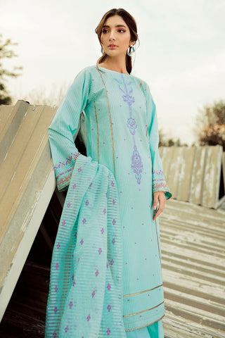 Gul Ahmed Lawn 2020 Stitched 3 Piece MJ#44