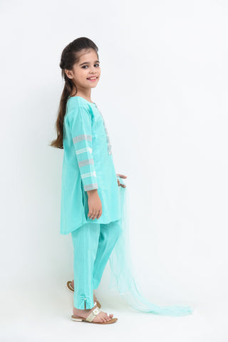 Girls 3 Pc Suit OFK691