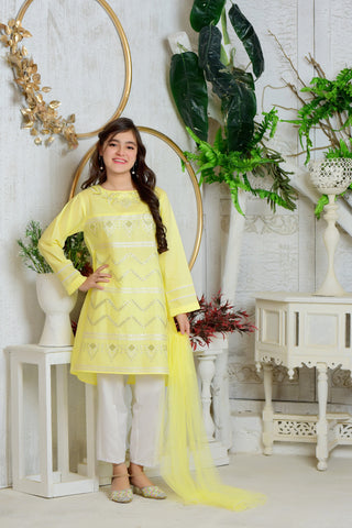 Girls 3 Pc Suit OFW256