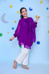 OFW137 Girls Kurti + Bottom