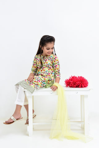 Girls 3 Pc Suit OPL76
