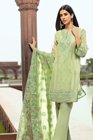 Gul Ahmed Lawn 2020 Stitched 3 Piece PM#240