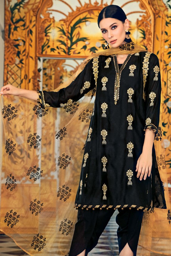 Gul Ahmed Festive Collection 2018 Stitched 3 Piece Cls # 321