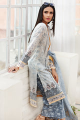 Gul Ahmed Lawn 2020 Stitched 3 Piece CL#907B