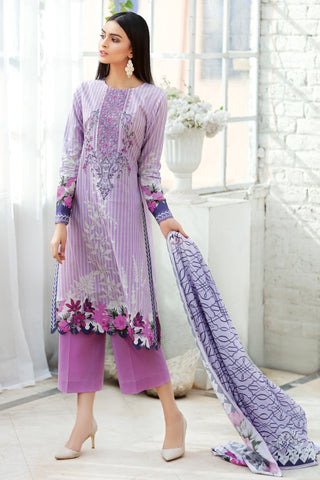 Gul Ahmed Lawn 2020 Stitched 3 Piece CL#823A