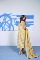 Shirt Dupatta Printed SS14.1-2IN GFSU1823