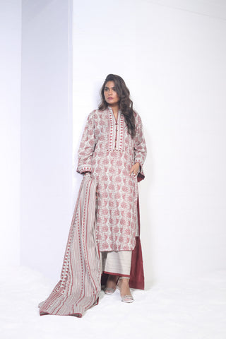 Shirt Dupatta Printed SS14.1-2IN GFSU1824