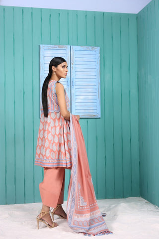 Shirt Dupatta Printed SS15.1-2IN GFSU1826