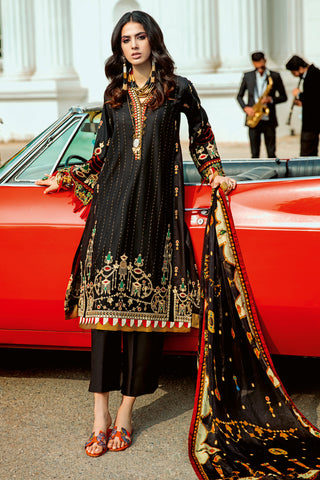 Gul Ahmed Lawn 2020 Stitched 3 Piece SSM#37