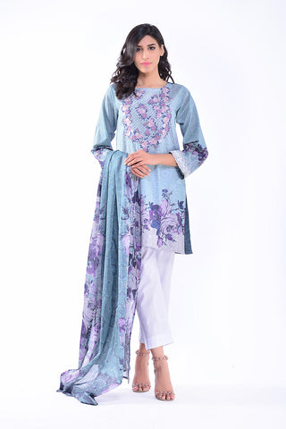 Ladies Stitched Kurti SUPK2P-165