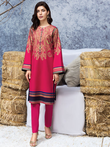 Limelight Winter Stitched Kurti U0942