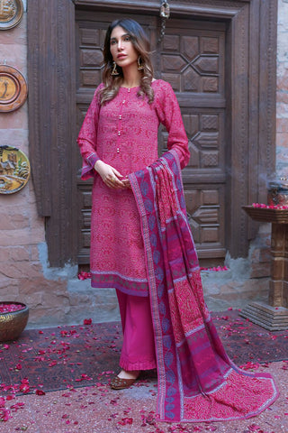 Gul Ahmed Lawn 2020 Stitched 3 Piece CL#759