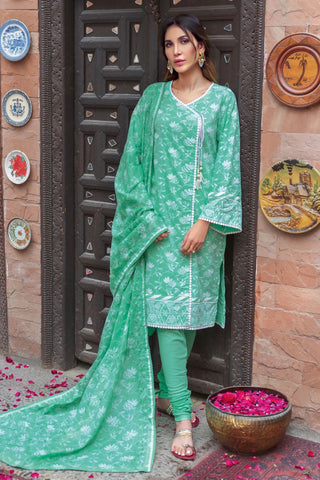 Gul Ahmed Lawn 2020 Stitched 3 Piece CL#739