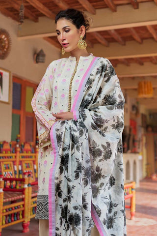 Gul Ahmed Lawn 2020 Stitched 3 Piece TR#02