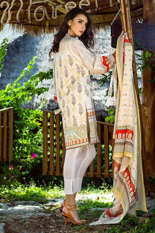 GUL AHMED LAWN STITCHED 3 PIECE 2019 CL#459A