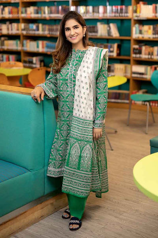 GUL AHMED LAWN STITCHED 3 PIECE 2019 CL#479A