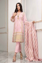 GUL AHMED LAWN STITCHED 3 PIECE 2019 CL#486A
