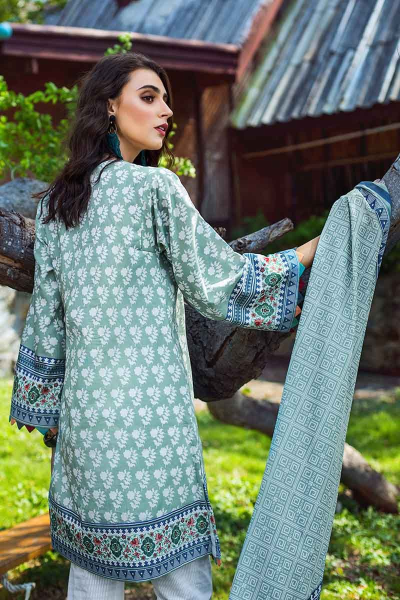 GUL AHMED LAWN STITCHED 3 PIECE 2019 CL#519A