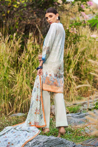 GUL AHMED LAWN STITCHED 3 PIECE 2019 CL#526B