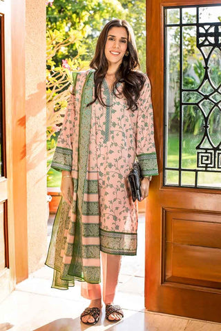 GUL AHMED LAWN STITCHED 3 PIECE 2019 CL#574A