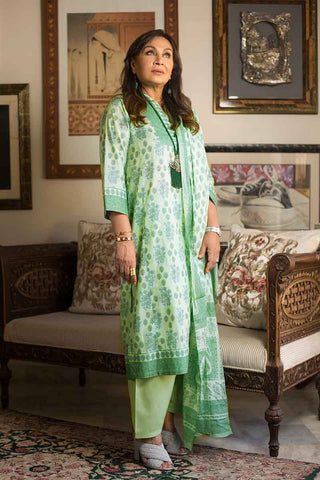 GUL AHMED LAWN STITCHED 3 PIECE 2019 CL#575A