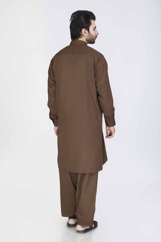 Regular Fit Kurta & Shalwar GSSRB007