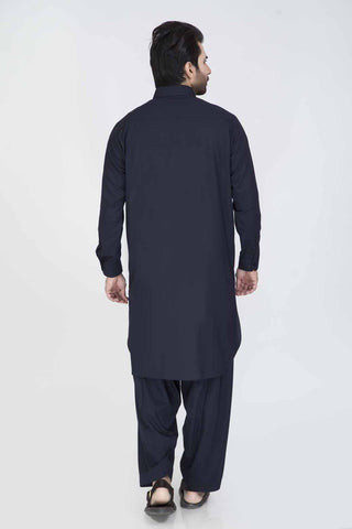 Regular Fit Kurta & Shalwar GSSRS005