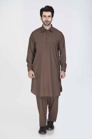 Regular Fit Kurta & Shalwar GSSRS006