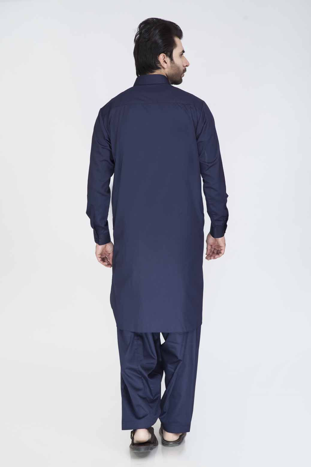 Regular Fit Kurta & Shalwar GSSRS015