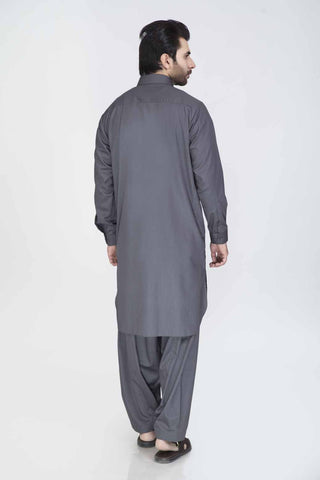 Regular Fit Kurta & Shalwar GSSRS020