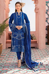 Gul Ahmed Lawn 2020 Stitched 3 Piece PM#359