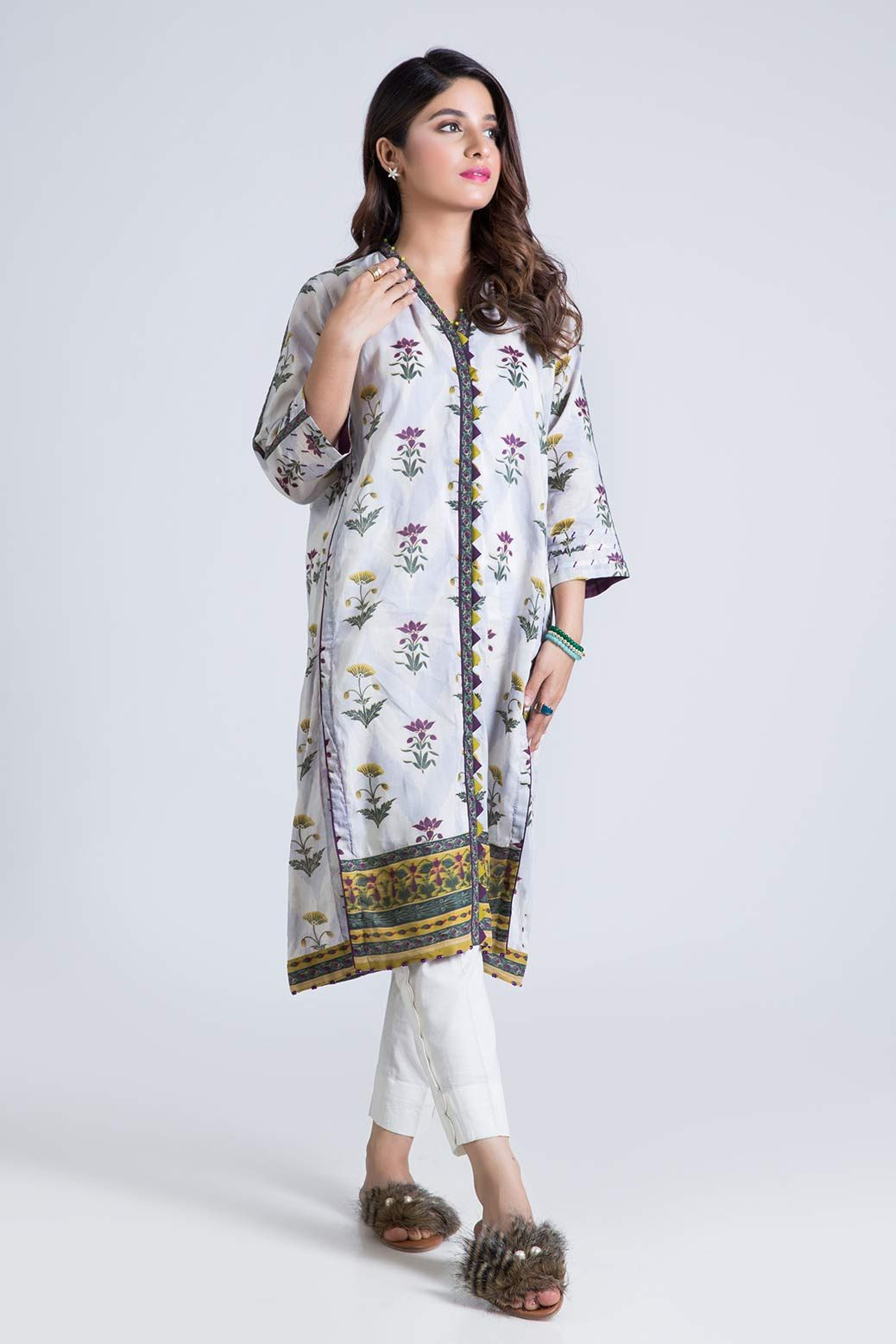 SATRANGI Single Kurta KKC191P23