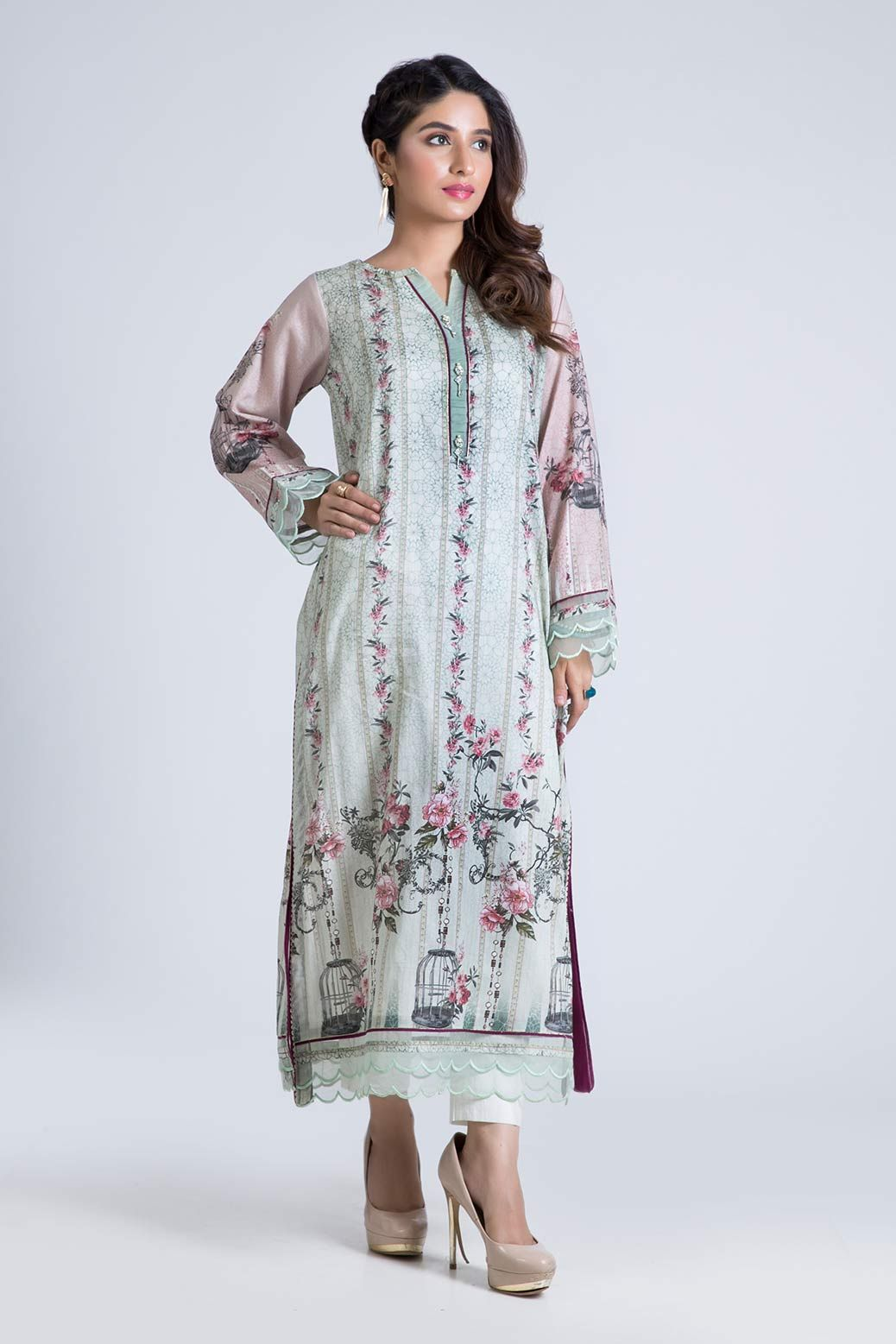 SATRANGI Single Kurta KKC191P24