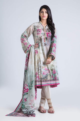 SATRANGI Three Pieces suit KKC193P25
