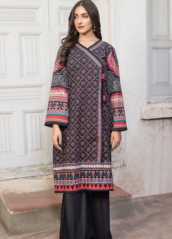 Limelight Stitched Winter Kurti U0776