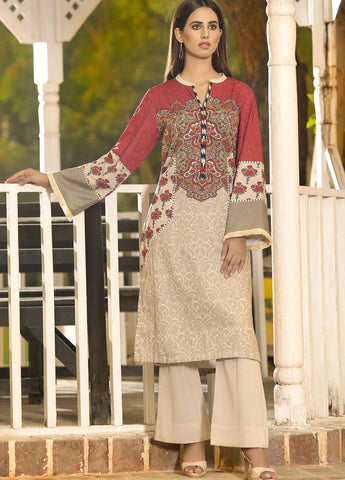 Limelight Winter Stitched Kurti U0829B