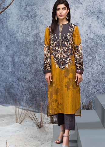 Limelight Winter Stitched Kurti U0922