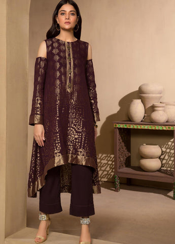Limelight Winter Stitched Kurti U0969