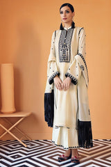 Gul Ahmed Winter Stitched 3pc ADE#03