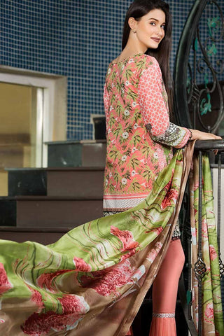 GUL AHMED LAWN STITCHED 3 PIECE 2019 SS#173