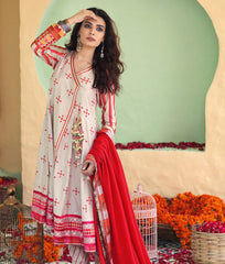 Gul Ahmed Lawn 2020 Stitched 3 Piece TD#05