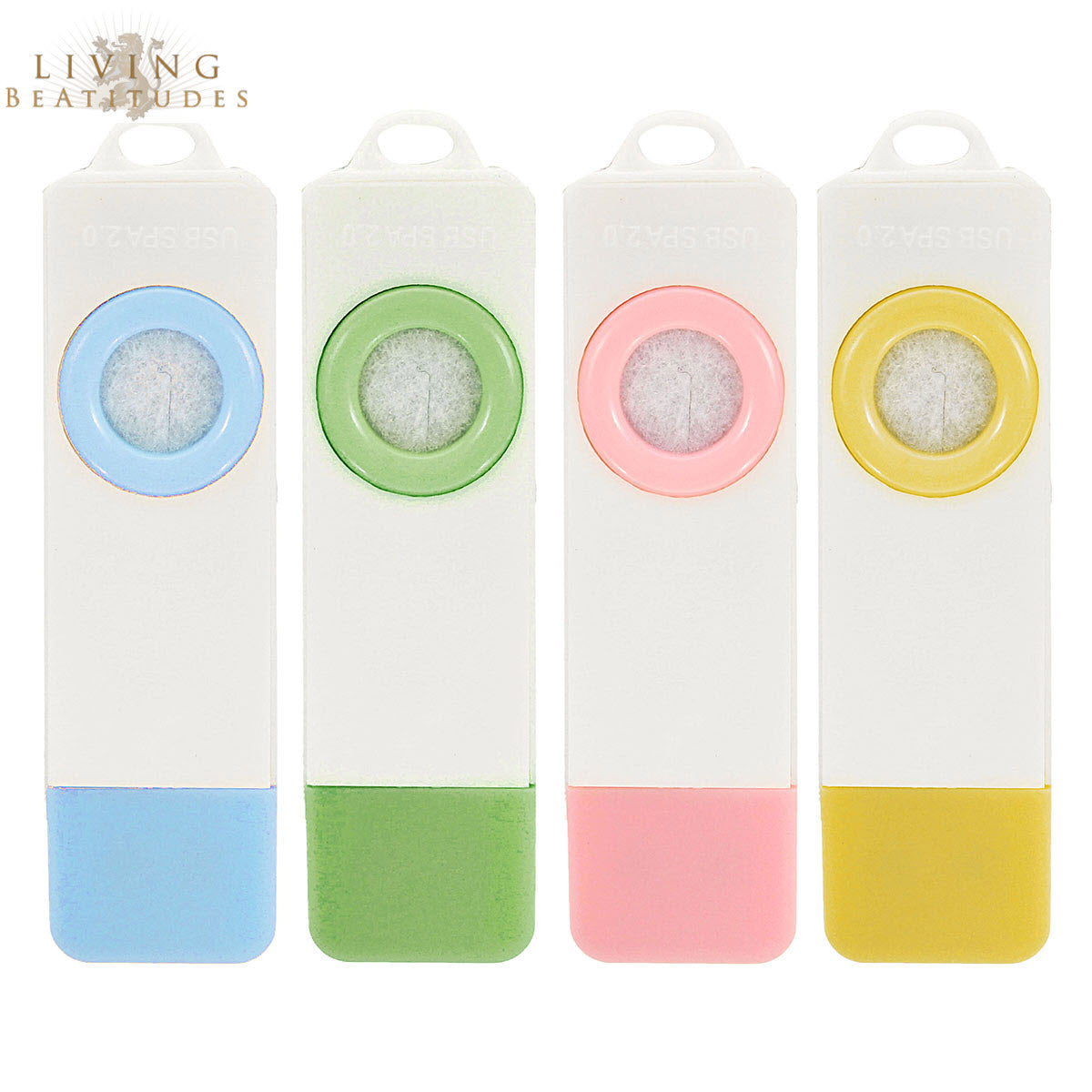 Mini USB Aromatherapy Diffuser for Car Office Home