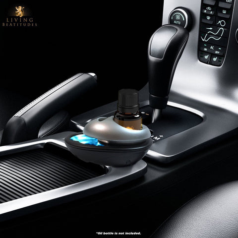 Aromatherapy Essential Oils Car Diffuser