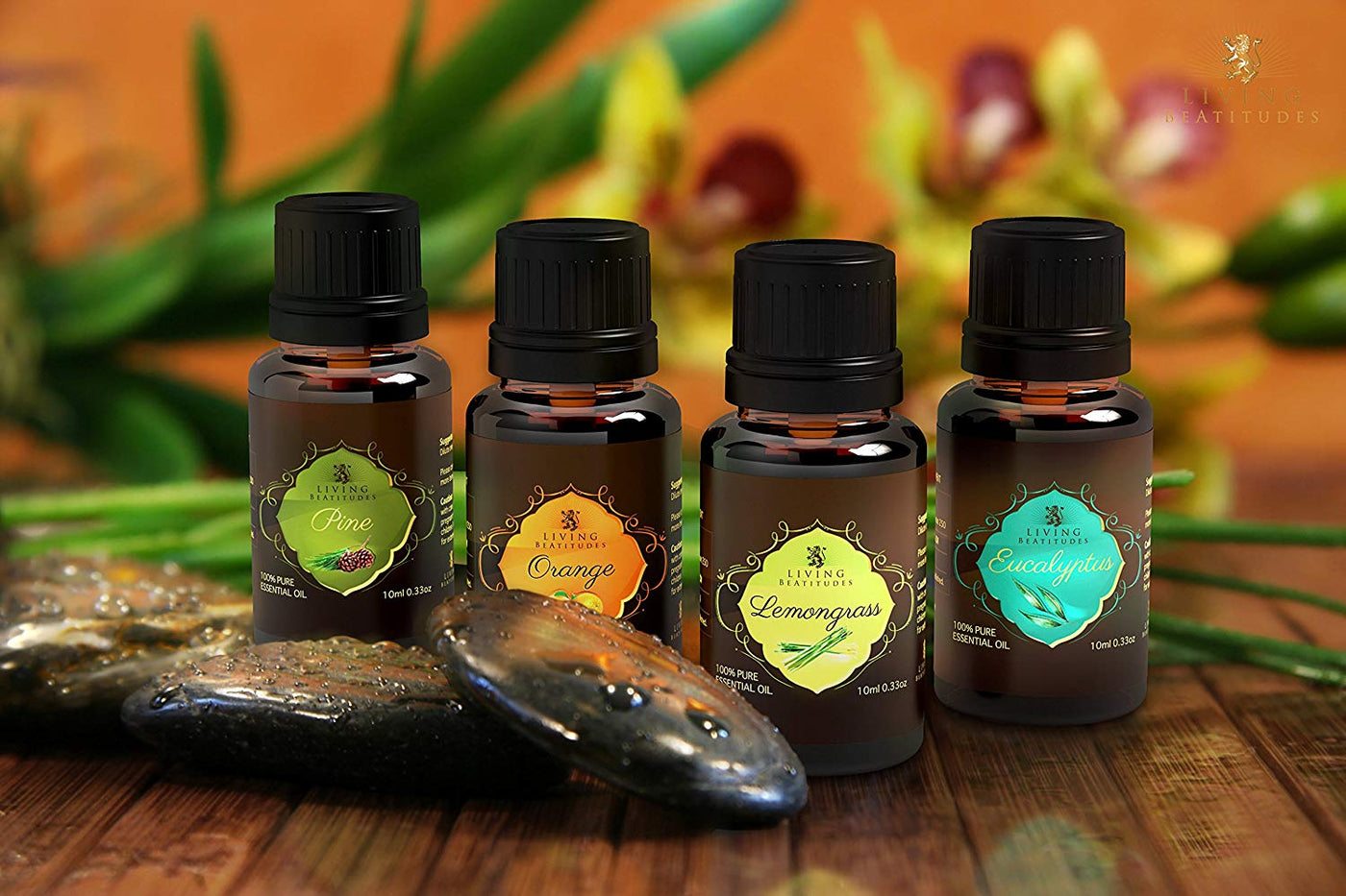 Aromatherapy Sports Fans Gift Set