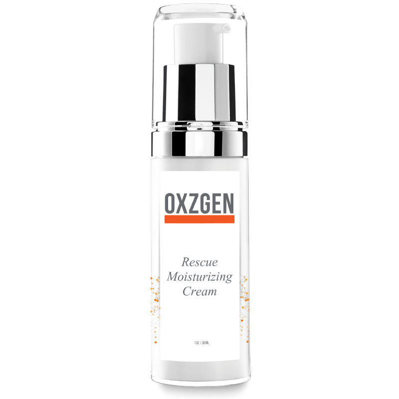 CBD Rescue Moisturizing Cream
