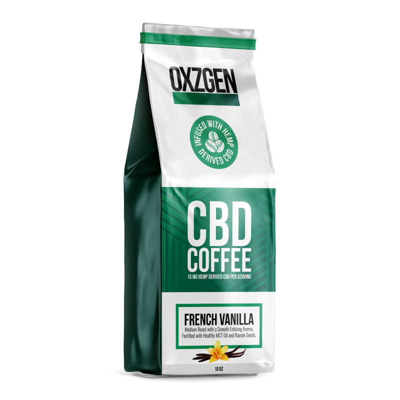 French Vanilla CBD Coffee
