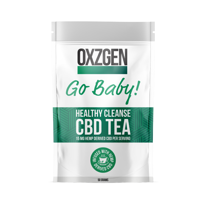 Go Baby! Healthy Cleanse CBD Tea