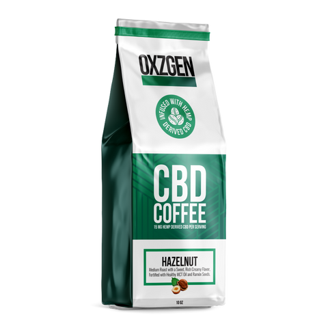 Hazelnut CBD Coffee