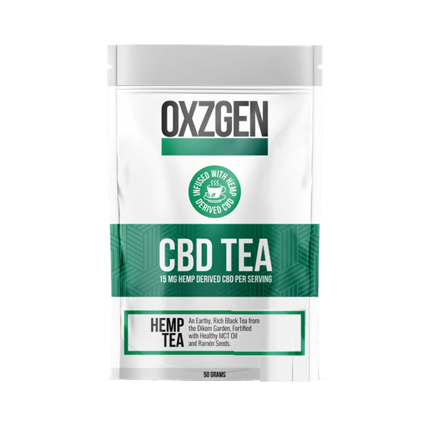 Hemp CBD Tea